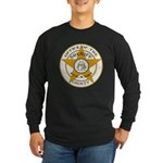Pulaski County Sheriff Long Sleeve Dark T-Shirt