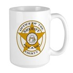 Pulaski County Sheriff Large Mug