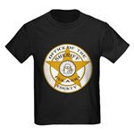 Pulaski County Sheriff Kids Dark T-Shirt