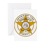 Pulaski County Sheriff Greeting Cards (Pk of 20)