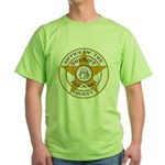 Pulaski County Sheriff Green T-Shirt