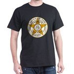 Pulaski County Sheriff Dark T-Shirt