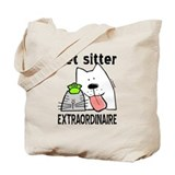 Pet Sitter Extraordinaire Tote Bag