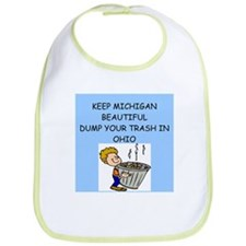 keep michigan beautiful Bib