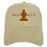 Burnt Mud Pie Mudslinger Baseball Cap