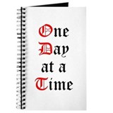 One Day at at Time Journal