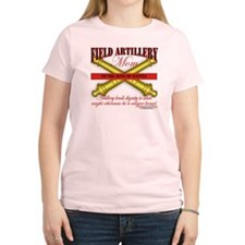 Army Field Artillery Mom FA T-Shirt