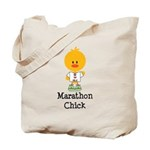 Marathon Chick 26.2 Tote Bag