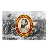 Stonewall Jackson (AFGM) Postcards (Package of 8)