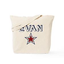 Evan Tote Bag