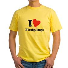 I heart fledglings T