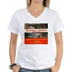 Olvera Street Women's V-Neck T-Shirt
