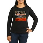 Olvera Street Women's Long Sleeve Dark T-Shirt