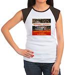 Olvera Street Women's Cap Sleeve T-Shirt