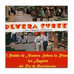 Olvera Street Tile Coaster