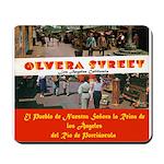Olvera Street Mousepad