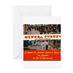 Olvera Street Greeting Card