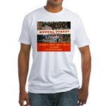 Olvera Street Fitted T-Shirt