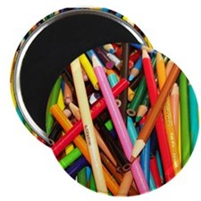 "Coloured Pencil 2.25"" Magnet (100 pack)"
