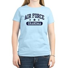 Air Force Grandma T-Shirt