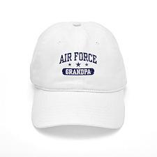 Air Force Grandpa Baseball Cap