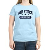 Air Force Girlfriend T-Shirt