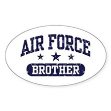 Air Force Brother Decal