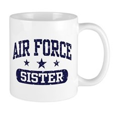 Air Force Sister Mug