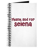 Thank God For Selena Journal