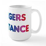 Aspergers Acceptance Large Mug