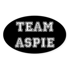 Team Aspie Decal