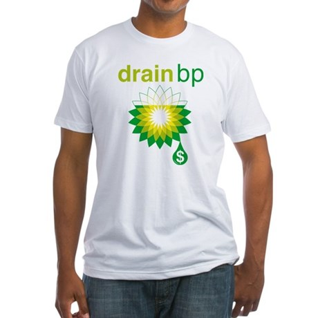 Drain BP Fitted T-Shirt