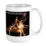 Sparking Flintlock Mug