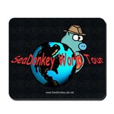 SeaDonkey World Tour Mousepad