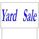 Yard Sale #2 Yard Sign