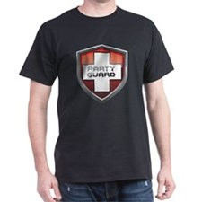 Red Party Guard T-Shirt