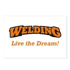 Welding / Dream Postcards (Package of 8)