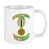 SOUTH WEST ASIA VETERAN Mug