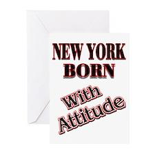 NY NY Greeting Cards (Pk of 10)