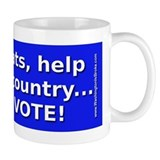Don't Vote: Coffee Mug