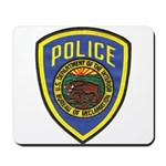 Bureau of Reclamation Police Mousepad