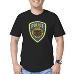 Bureau of Reclamation Police Men's Fitted T-Shirt
