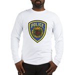 Bureau of Reclamation Police Long Sleeve T-Shirt