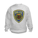 Bureau of Reclamation Police Kids Sweatshirt