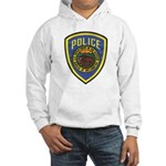 Bureau of Reclamation Police Hooded Sweatshirt