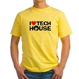 I Love Tech House T