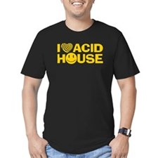 I Love Acid House T