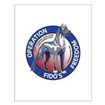 Operation Fido's Freedom Small Poster