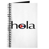 "Cuban ""hola"" Journal"