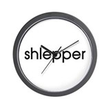 Shlepper Wall Clock